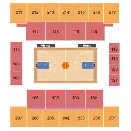 Army Black Knights Men's Basketball Tickets - Choose your own seats!