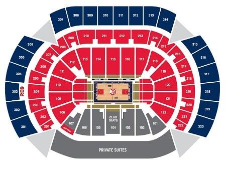 Atlanta Hawks Tickets - Choose your own seats!