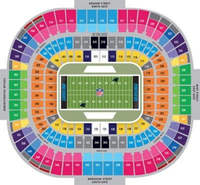 American Conference Championship Tickets - Choose your own seats!