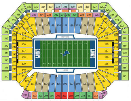 detroit lions tickets 58 hotels near ford field view deals. Black Bedroom Furniture Sets. Home Design Ideas