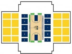 FIU Golden Panthers Seating Chart_