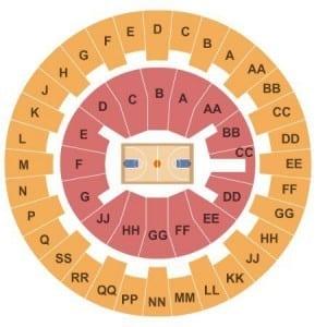 Hawaii Rainbow Warriors Basketball Tickets - Choose your own seats!