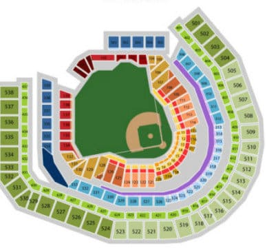 New York Mets Tickets 71 Hotels Near Citi Field View