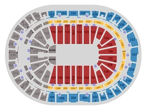 PBR World Finals Tickets - Choose your own seats!