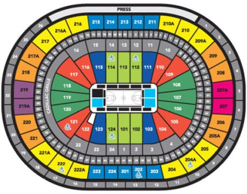 Philadelphia 76ers Tickets - Choose your own seats!