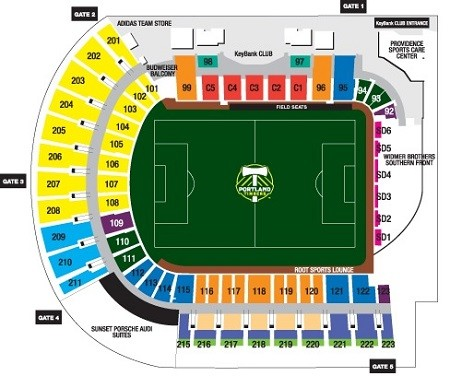 Portland timbers tickets hotels near providence park view deals
