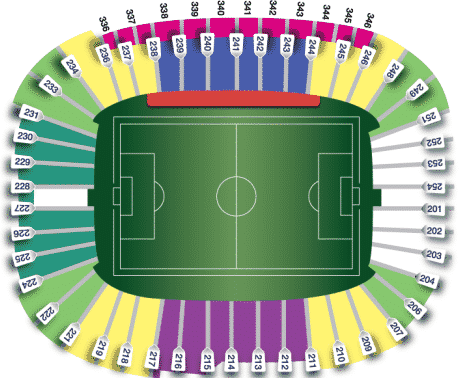 Vancouver Whitecaps FC Tickets - Choose your own seats!