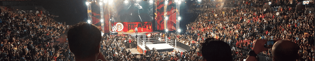 WWE Tickets, Packages & Hotels