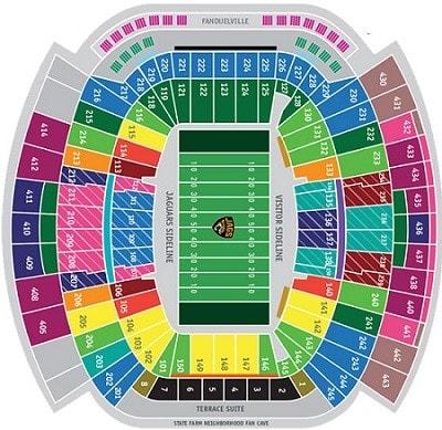 Jacksonville Jaguars Tickets   Choose Your Own Seats!