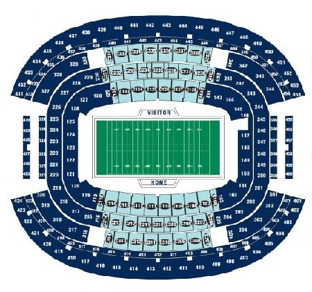 Goodyear Cotton Bowl Tickets Choose Your Own Seats