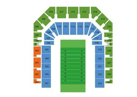 Texas State Bobcats Tickets - Choose your own seats!