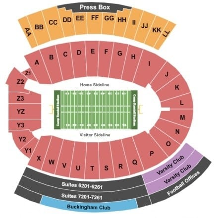 Wisconsin Badgers Tickets 37 Hotels Near Camp Randall Stadium