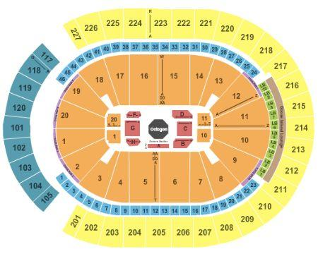 UFC 226 Tickets - Choose your own seats!