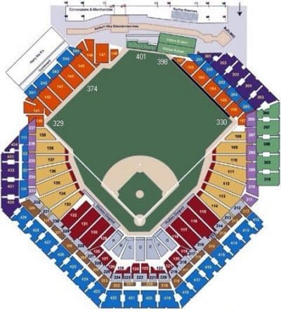 Philadelphia Phillies Tickets - Choose your own seats!
