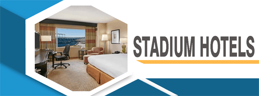 stadium hotel accommodations