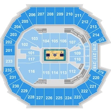 NBA All-Star Tickets - Choose your own seats!