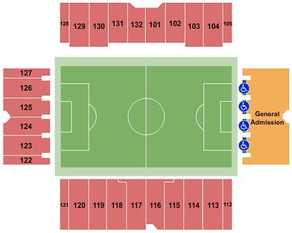 Inter Miami CF Stadium Seating Chart