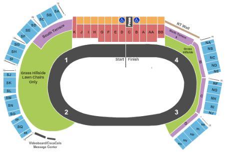 eldora-speedway-seating chart